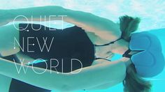 Quiet New World - Flothetta Cap & Support for Weightless Floating