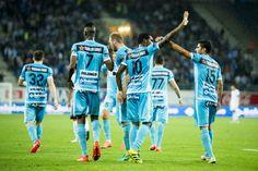 Fotospecial KAA Gent - FC Viitorul Constanta 28-07-2016