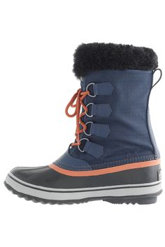 Over the years, Sorel has become synonymous with cold-weather footwear. It's special-edition styles for J.Crew are a perfect blend of function and fashion.