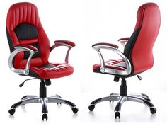 Gorgeous red gaming chair