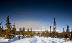 Copperhill Mountain Lodge / AIX Arkitekter AB