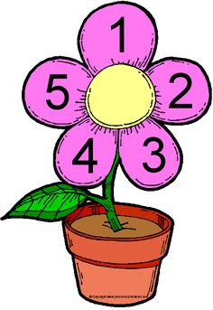 File Folder Game/ Numbers In Bloom File Folder Activities, File Folder Games, Book Activities, File Folders, Preschool Math, Kindergarten Math, Teaching Math, Subitizing, Special Education Classroom