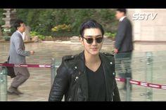 슈퍼주니어M(Super Junior-M) 출국, 훈남들의 공항패션 '잘생겼다 잘생겼다~' [SSTV]