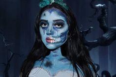 💙El cadaver de la novia 💙 El cadaver de la novia es una de mis películas favoritas y hace un montón quería hacer un maquillaje pero no… Halloween Makeup, Instagram, Boyfriends, Make Up, Haloween Makeup, Halloween Make Up