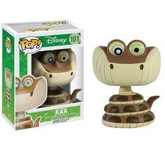Disney Jungle Book POP Kaa Vinyl Figure