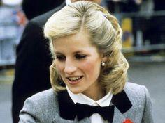 * Vogue Fashion, Fashion News, John Dye, Princes Diana, Diana Spencer, Lady Diana, Princess Of Wales, Queen Of Hearts, Hair A