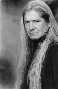 """Gordon Tootoosis from """"Legends of the Fall""""; attended a sweat ceremony hosted by him & stayed with his daughter - very nice people"""