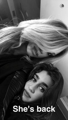 Lauren Jauregui and Dinah