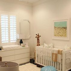 Ikea Changing Table, Transitional, Nursery, Luxe Report