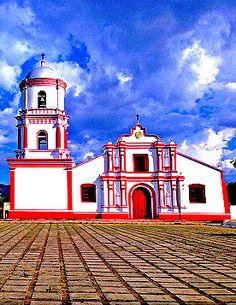 Iglesia de la Inmaculada Concepción en El Tocuyo. Edo.Lara, Venezuela