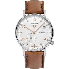 A sweet looking new dress watch from Eisvogel series quartz-controlled (Ronda Swiss Made, 5 jewels). Now in Your Original Junkers Shop. Elegant Man, Natural Park, Watches For Men, Jewels, Lady, Clocks, Style, Watch, Common Kingfisher