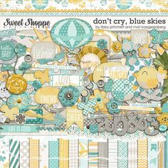 Don't Cry, Blue Skies by Libby Pritchett and Mari Koegelenberg