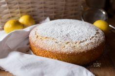 torta frullata al limone