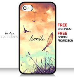 Lovely IPhone 5C Quote Case Vintage Iphone 4S by NuAgeProducts, $13.99