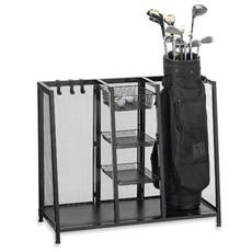 Dad can keep all of his golf equipment and accessories neatly stored in this organizer. #FathersDay