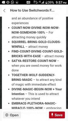 kody dobrostanu  healing codes healing frequencies