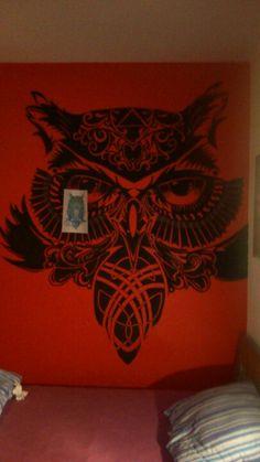 At my wall :D