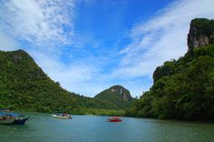 Island Hopping from Langkawi