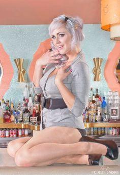 Model: Flossie Carmichael Photographer: Chelsi Harris Location: Beauty Bar Dallas www.facebook.com/chelsiharrisart