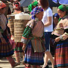 Los Hmong de Vietnam y el índigo azul: un interesante pueblo que vale la pena conocer