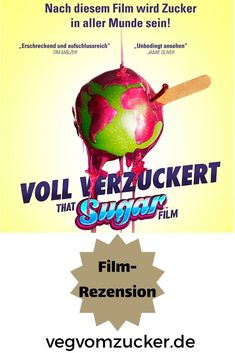 Filmrezension: Voll verzuckert - That Sugar Film Body Care, Sugar, Fitness, Inspiration, Food, No Sugar Diet, The Documentary, Losing Weight, Simple