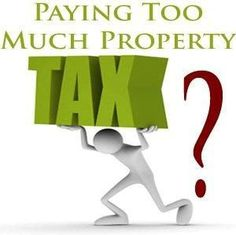 property tax----how to challenge it did not know this was possible to do...