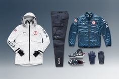 Nike Unveils Team USA's Medal Stand Collection