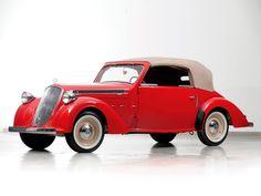 1937 Steyr 220 Cabriolet