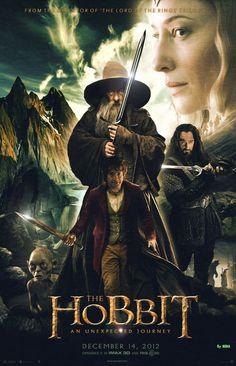 el hobbit, despues de la exitosa gama del Señor de lo anillos llega su presecuela. Tengo muchas espectativas puestas en el.
