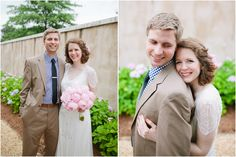 Maren   Quint // An Art-Inspired Auburn Wedding