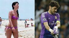 Hija de Carlo Ancelotti salió en defensa de Diego López ante Iker Casillas #Depor