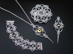 Resultado de imagen para chainmail jewelry