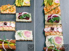 Vegan Danish Open Sandwiches (Smørrebrød) | vegan miam