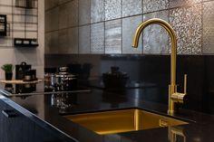 Kitchen Interior, Sink, Interior Design, House, Home Decor, Sink Tops, Nest Design, Vessel Sink, Decoration Home
