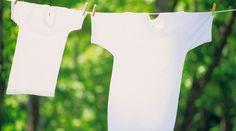 Aprenda dica simples para remover manchas amarelas das roupas