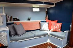 Sailing blog | Travel blog | Sailboat remodeling | Painting your sailboat | Travel Graham | Sailing 2015