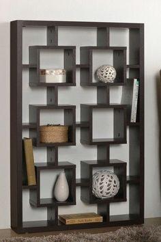 Wall Art Cubby Shelf.