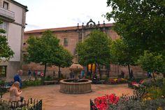 Fonseca a praza máis xeitosa de Compostela?