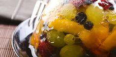 Corsica - Cuisine -  Gelee de fruits muscat corse