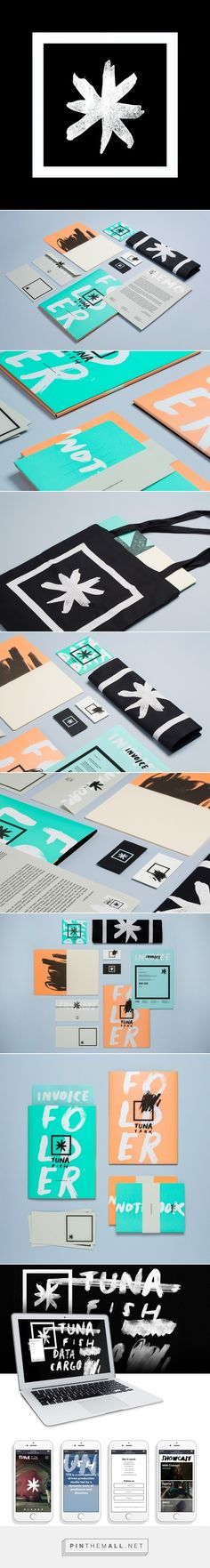 Tuna Fish Restaurant Branding by Metaklinika | Fivestar Branding – Design and…