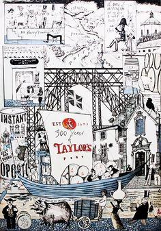 A eterna arte do Vinho do Porto / The Fladgate Partnership (parte I) | Mutante Magazine
