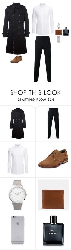 """Supernova"" by justyna-tita-witkowska ❤ liked on Polyvore featuring Valentino, Dolce&Gabbana, Joseph, Original Penguin, Larsson & Jennings, Coach, Native Union, Chanel, men's fashion and menswear"