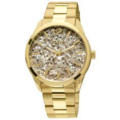 Relógio Euro Feminino Analógico Leiden EU2036AJK 4X-Dourado - euro e5f01a7d56