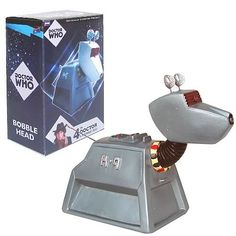 Doctor Who K-9 Bobble Head « Game Searches
