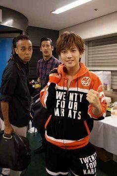 Iwata Takanori & Naoki & Nesmith