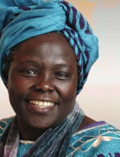 The Nobel Peace Prize 2004  Wangari Maathai was recognized for her persistent struggle for democracy, human rights and environmental conservation.