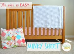 The ever SOO EASY Minky Sheet | Southern Fabric