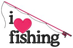 i love fishing - Google Search