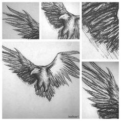 Eagle by eamanee.deviantart.com on @DeviantArt