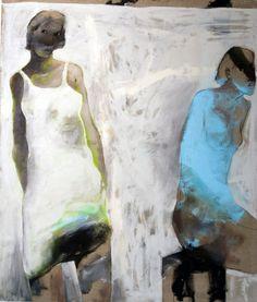 BAHRAM Hajou - Two Women